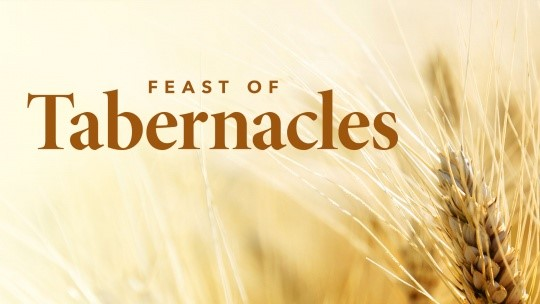 Feast of Tabernacles | 7th Day Congregation Eddy
