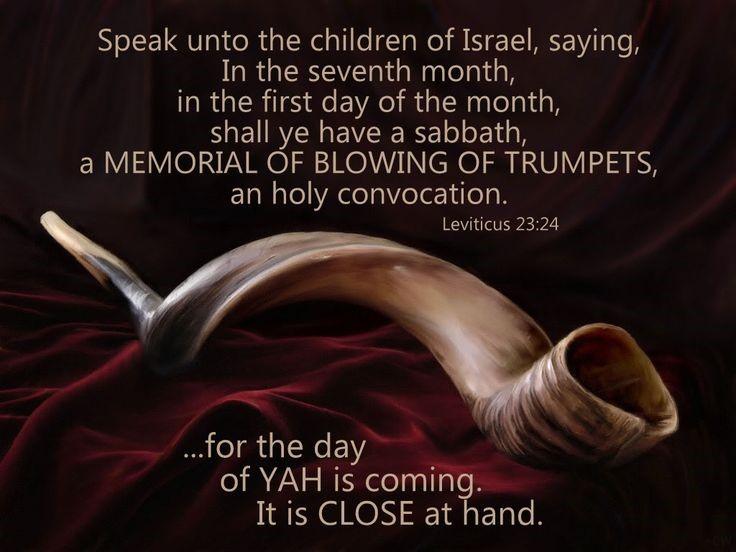 Feast of Trumpets | 7th Day Congregation Eddy